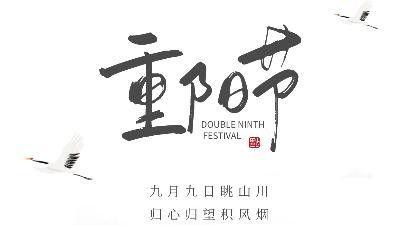 九九重阳节,愿幸福安康-上海邦森