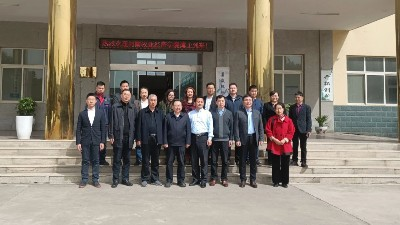祝贺明磊邦森集团与牧业经济学院签署战略合作协议仪式圆满结束