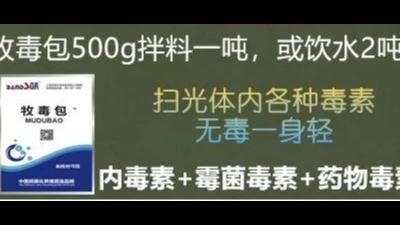 上海邦森牧毒包--清除毒素