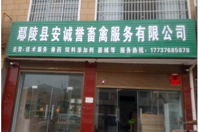鄢陵畜禽服务公司